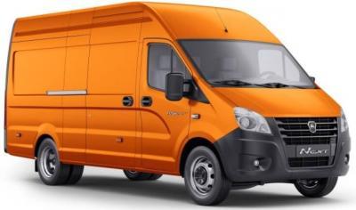 Цены на дизельные Gazelle NEXT фургон снижены до 579 900 грн.